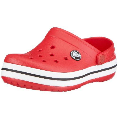 Crocs Kids Crocband, Unisex-Kinder Clogs & Pantoletten