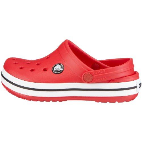 Crocs Kids Crocband, Unisex-Kinder Clogs & Pantoletten - 7