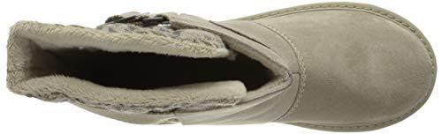Sorel NEWBIE, Damen Halbschaft Stiefel, Beige (Silver Sage 103), 38.5 EU - 5