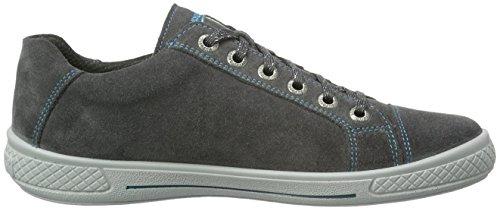 Superfit TENSY 708107, Mädchen Sneakers, Grau (STONE KOMBI 06), 30 EU -