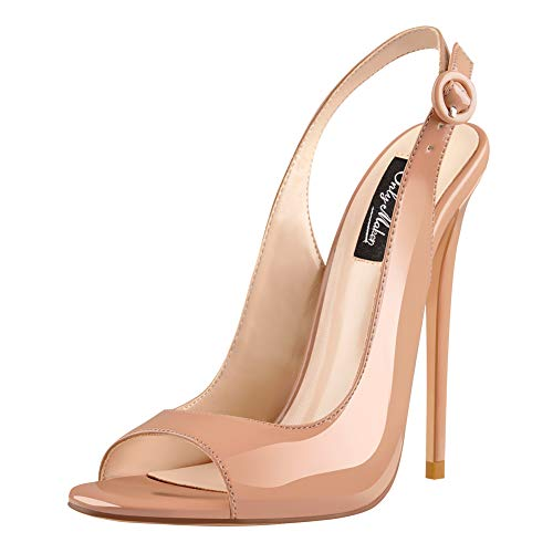 Onlymaker High Heels, Stiletto,  Nude