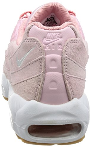 Nike Air Max 95 SD Schuhe Sneaker Neu Damen (EU 39 US 8 UK 5.5, Prism Pink/White-Sheen-Black) - 3