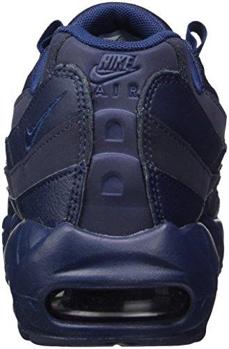 Nike Herren Air Max 95 Essential Gymnastikschuhe, Blau (Midnight Navy/Midnight Navy/Obsidian), 45.5 EU - 3