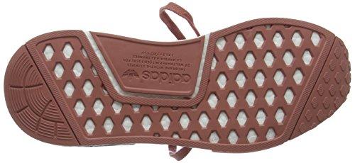 adidas Damen NMD_r1 W Sneakers, Braun (Raw Pink F15/Trace Pink F17/Legend Ink F17), 38 2/3 EU - 4
