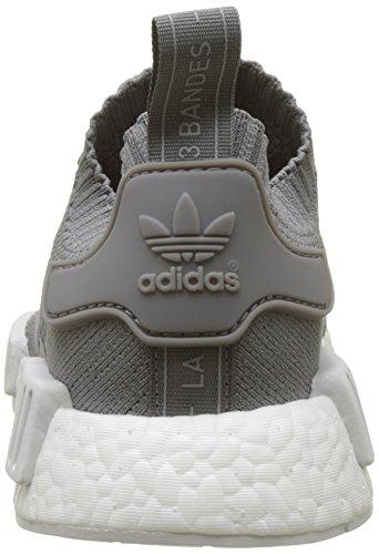 ADIDAS Damen NMD_R1 W PK Sneaker, Grau (Grey Three F17/Grey Three F17/Ftwr White), 39 1/3 EU - 3