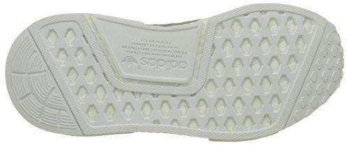 ADIDAS Damen NMD_R1 W PK Sneaker, Grau (Grey Three F17/Grey Three F17/Ftwr White), 39 1/3 EU - 4