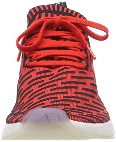 adidas NMD R2 PK Red Black - 2