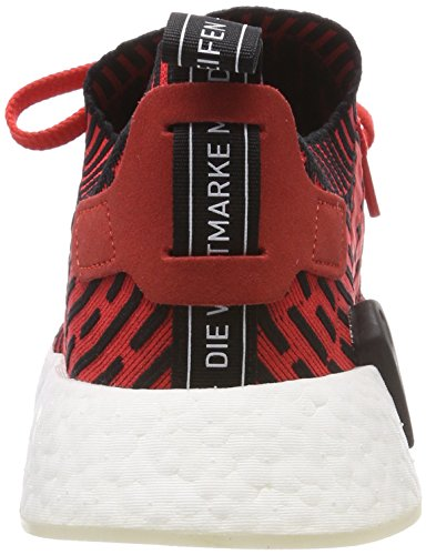 adidas NMD R2 PK Red Black - 3