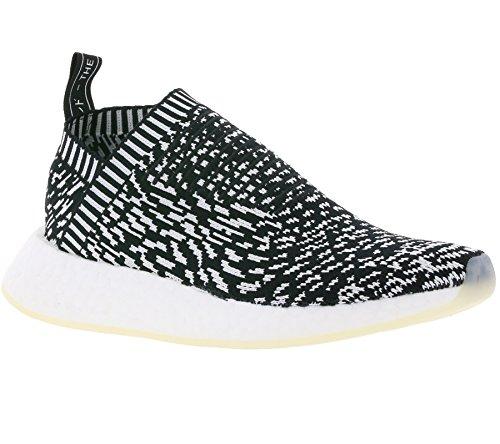 adidas Unisex-Kinder Nmd_cs2 Pk Sneaker, Schwarz