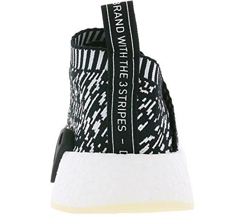 adidas Unisex-Kinder Nmd_cs2 Pk Sneaker, Schwarz - 4
