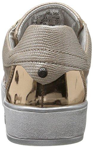 Bugatti Damen Sneaker Braun Metallic - 2