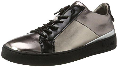 Bugatti Damen Sneaker Schwarz Metallic