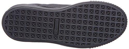 Puma Sneaker Schwarz Metallic Basket Platform - 3