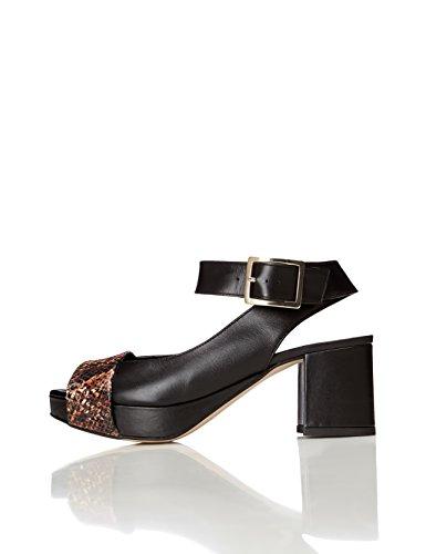 FIND Damen Sandalen aus Leder