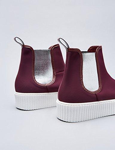 FIND Damen Plateau Sneaker - 5
