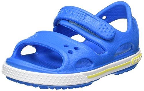 crocs Crocband II Sandal Kids Sandalen, Blau