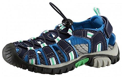 McKinley Kinder Outdoor Sandalen Vapor II, Blau