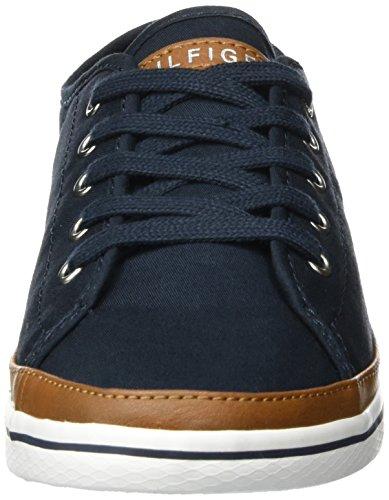 Tommy Hilfiger Damen Sneaker, Blau - 2