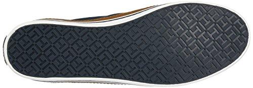 Tommy Hilfiger Damen Sneaker, Blau - 4