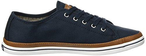 Tommy Hilfiger Damen K1285ESHA 6D Sneakers, Blau (Midnight 403), 39 EU - 6