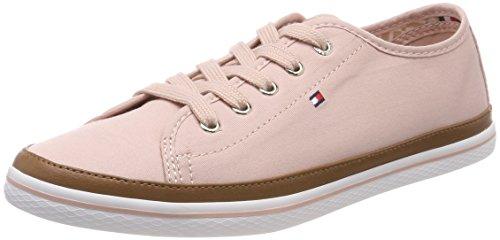 Tommy Hilfiger Damen Iconic Kesha Sneaker, Pink