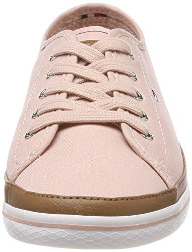 Tommy Hilfiger Damen Iconic Kesha Sneaker, Pink (Dusty Rose 502), 36 EU - 2