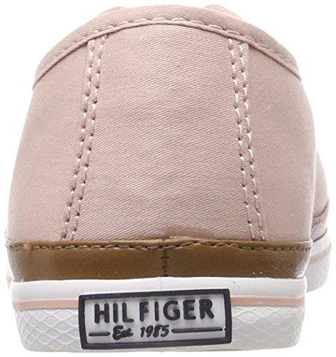 Tommy Hilfiger Damen Iconic Kesha Sneaker, Pink (Dusty Rose 502), 36 EU - 3