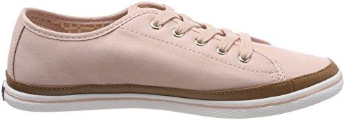 Tommy Hilfiger Damen Iconic Kesha Sneaker, Pink (Dusty Rose 502), 36 EU - 6