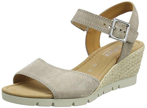 Gabor Shoes Comfort Sport Riemchensandalen, Beige