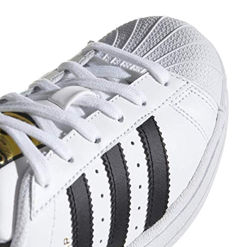adidas Originals Superstar, Unisex-Kinder Sneakers - 8