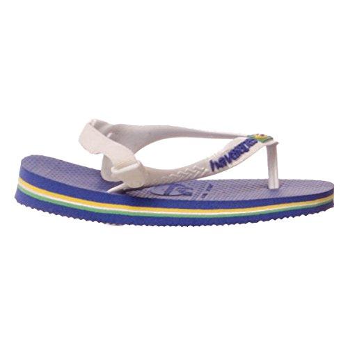 Havaianas Kinder Flip Flops, 27/28 EU, Marine