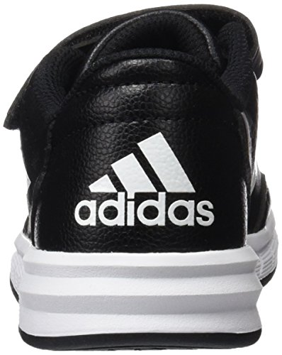 adidas Unisex-Kinder AltaSport CF Sneakers, Schwarz (Core Black/Footwear White), 36 EU - 3