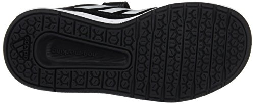 adidas Unisex-Kinder AltaSport CF Sneakers, Schwarz (Core Black/Footwear White), 36 EU - 5