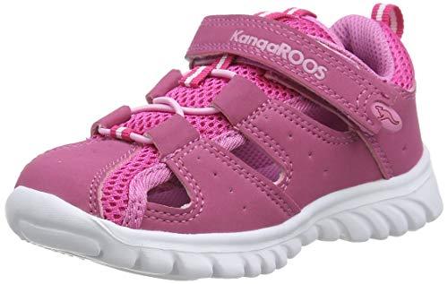 KangaROOS Rock Lite Baby Lauflernschuhe, Pink