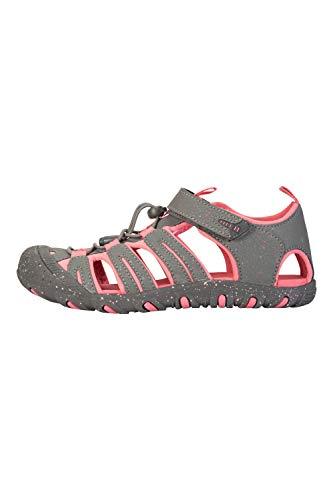Mountain Warehouse Coastal Kinder Sandalen, Koralle - 6