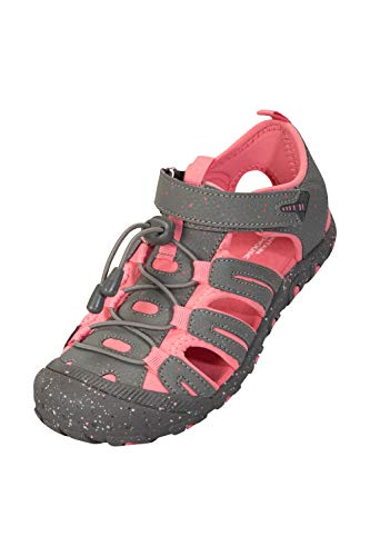 Mountain Warehouse Coastal Kinder Sandalen, Koralle - 7