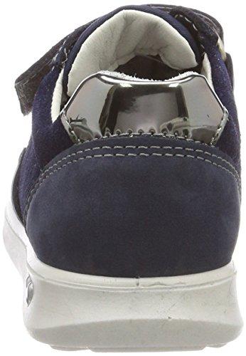 Ricosta Mädchen Milana Sneaker, Blau (Nautic), 30 EU - 3