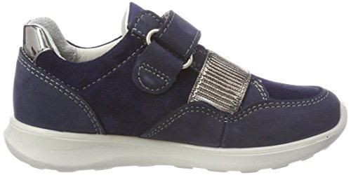 Ricosta Mädchen Milana Sneaker, Blau (Nautic), 30 EU - 6