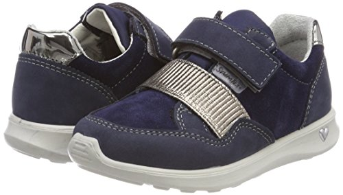 Ricosta Mädchen Milana Sneaker, Blau (Nautic), 30 EU - 7