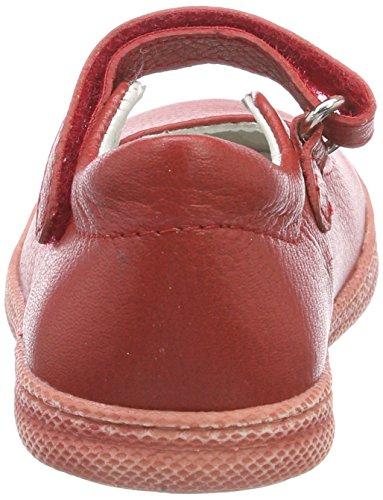 Primigi Mädchen PTF 14322 Geschlossene Ballerinas, Rosso (Rosso), 30 EU - 3