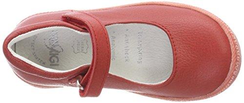 Primigi Mädchen PTF 14322 Geschlossene Ballerinas, Rosso (Rosso), 30 EU - 5