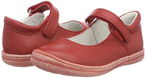 Primigi Mädchen PTF 14322 Geschlossene Ballerinas, Rosso (Rosso), 30 EU - 7