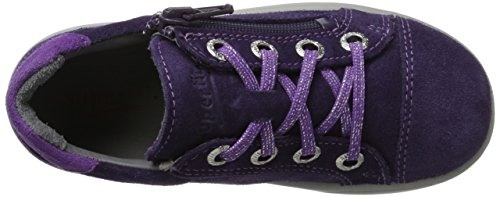Superfit Mädchen Marley Sneaker, Violett (Raisin Kombi), 33 EU - 3