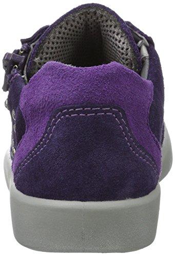 Superfit Mädchen Marley Sneaker, Violett - 4