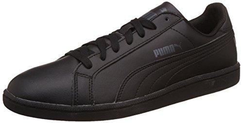 Puma Unisex-Erwachsene Smash L Sneakers, Schwarz