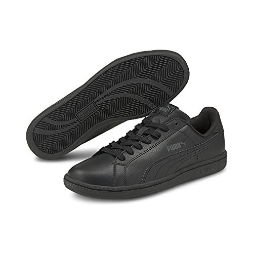 Puma Unisex-Erwachsene Smash L Sneakers, Schwarz (black-dark shadow 04 ), 42 EU - 2