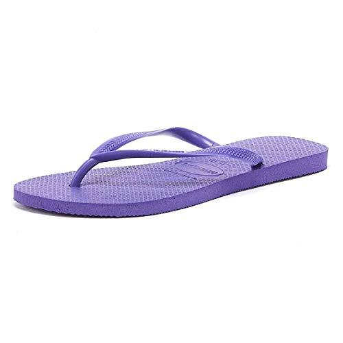 Havaianas Damen Slim Zehentrenner, Violett
