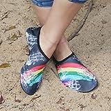 Qimaoo Unisex Strandschuhe Strand Schwimmschuhe Schnell Trocknend Schuhe Aquaschuhe Badeschuhe Wasserschuhe Surfschuhe - 5
