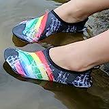 Qimaoo Unisex Strandschuhe Strand Schwimmschuhe Schnell Trocknend Schuhe Aquaschuhe Badeschuhe Wasserschuhe Surfschuhe - 6