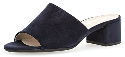 Gabor Pantolette, Comfort-Mehrweite, Blau